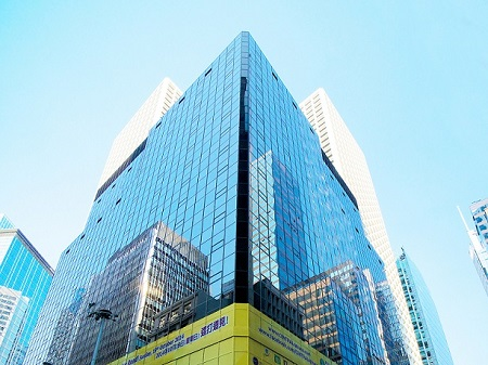 Compass Offices - Hong Kong, Central Building, Hong Kong
