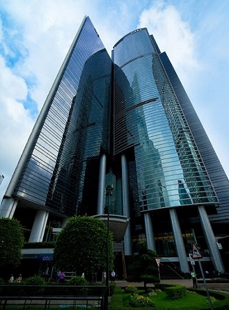 Compass Offices - Hong Kong, Citibank Tower, Hong Kong