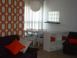 The building has 2 lifts, parking place and concierge This  one-bedroom furnished apartment is 0 sq.m and is located . The apartment has 1 bathroom. The minimum length of stay for this apartment is 1