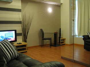 Serviced apartment with facilities at Prime City of Kuala Lumpur This  studio furnished apartment is 0 sq.m and is located . The apartment has 1 bathroom. The minimum length of stay for this apartment
