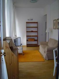 Located in a very well kept building. Apartments in Spalena street are very comfortable, with modern design and offer the best conditions to spend a great holiday. This  two-bedroom serviced apartment
