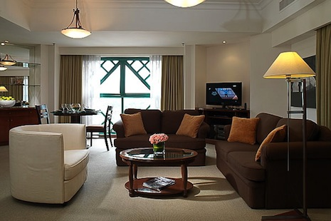 Three Bedroom 3-Bedroom Apartment 134 Sq.m. Ambassador Row Serviced Suite By Lanson Place