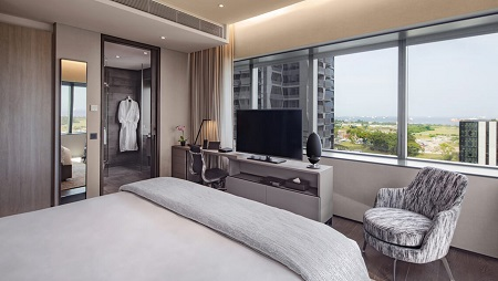 Whether you are a tourist or traveling on business, Oakwood Premier CBD is a great choice for accommodation when visiting Singapore. From here, guests can enjoy easy access to all that the lively city
