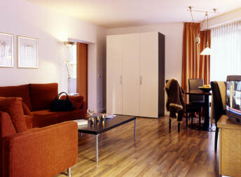 This place is ideal for Family. We are located directly in the centre of Munich, between Maximilianstraße and Marienplatz, but in the quite area. We have big space apartments (45-100sqm.), with a ver