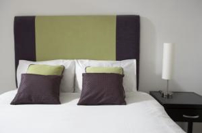 The apartment is a development of 34 boutique, individually-styled and decorated serviced apartments, located in the heart of the blossoming business district of Leeds. Each apartment is graced with i